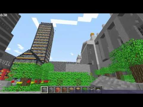 Minecraft Buildings Easy To Make Things