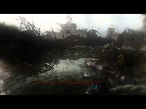Rodando Metro last light em i3 2100 + Intel hd graphics 2000