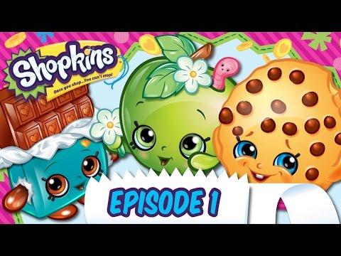 Shopkins Cartoon - Episode 1