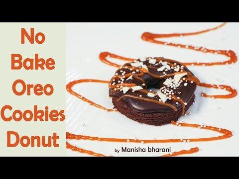Oreo No Bake Cookies Donuts Quick & Easy Oreo Desserts Recipes Party Ideas
