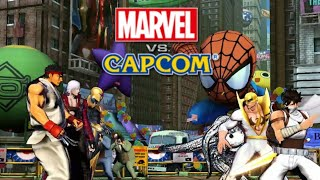 Ultimaite Marvel vs Capcom 3_Modo Arcade