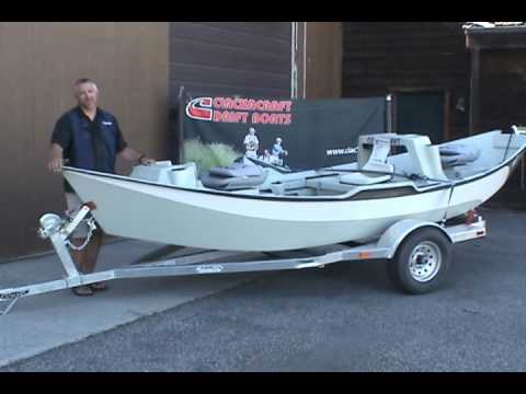 Clackacraft 16' LP Drift Boat Preview - The River's Edge Bozeman