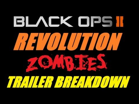 BO2 Revolution Trailer Breakdown (Zombies): HAS MARLTON TURNED? & NEW Turned Game Mode