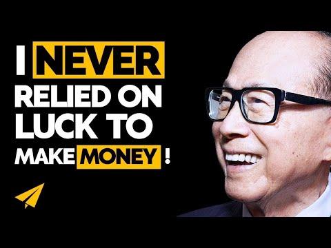 Li Ka Shing's Top 10 Rules For Success