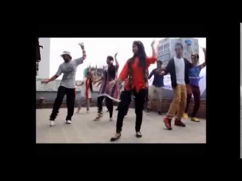 Presidency University Flash Mob