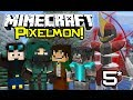 Minecraft PixelCore PIXELMON Let's Play! - Ep 5 (In The Deep!) thumbnail