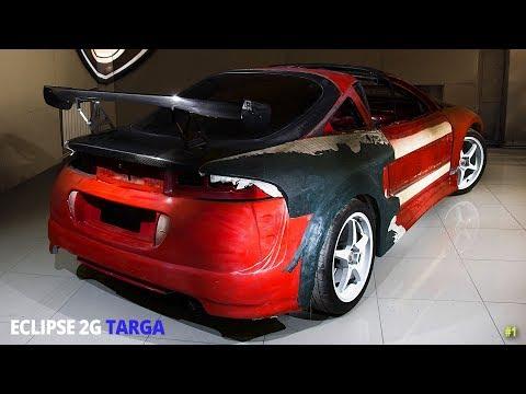 Mitsubishi Eclipse 2G GSX Targa (T-top)