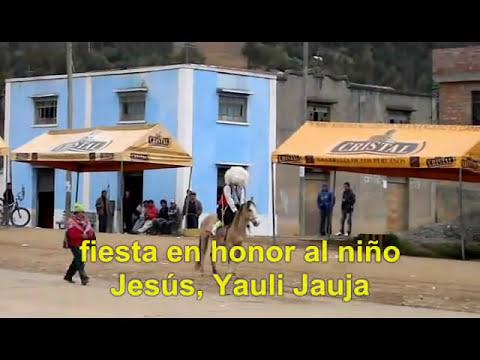 AUQUISH CUMU CORCOBADO, YAULI