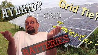 Shedding light on solar power systems. Part 2, FarmCraft101 solar.