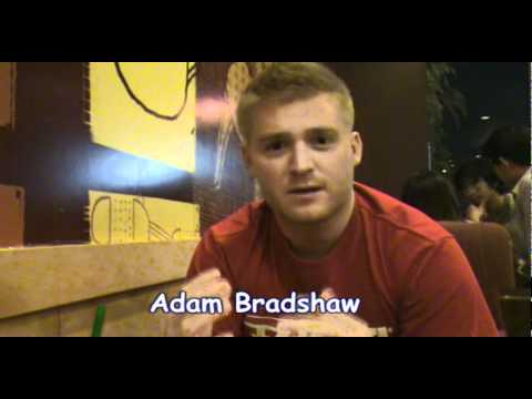 Adam Bradshaw - YouTube