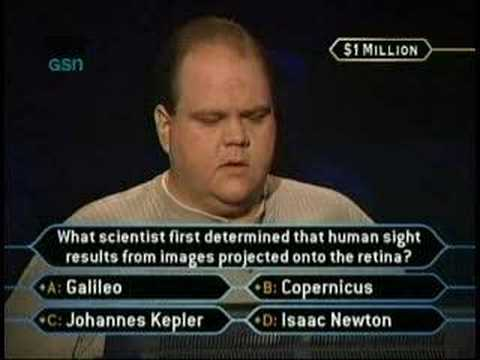 Super Millionaire - Bob-O's $1,000,000 Question