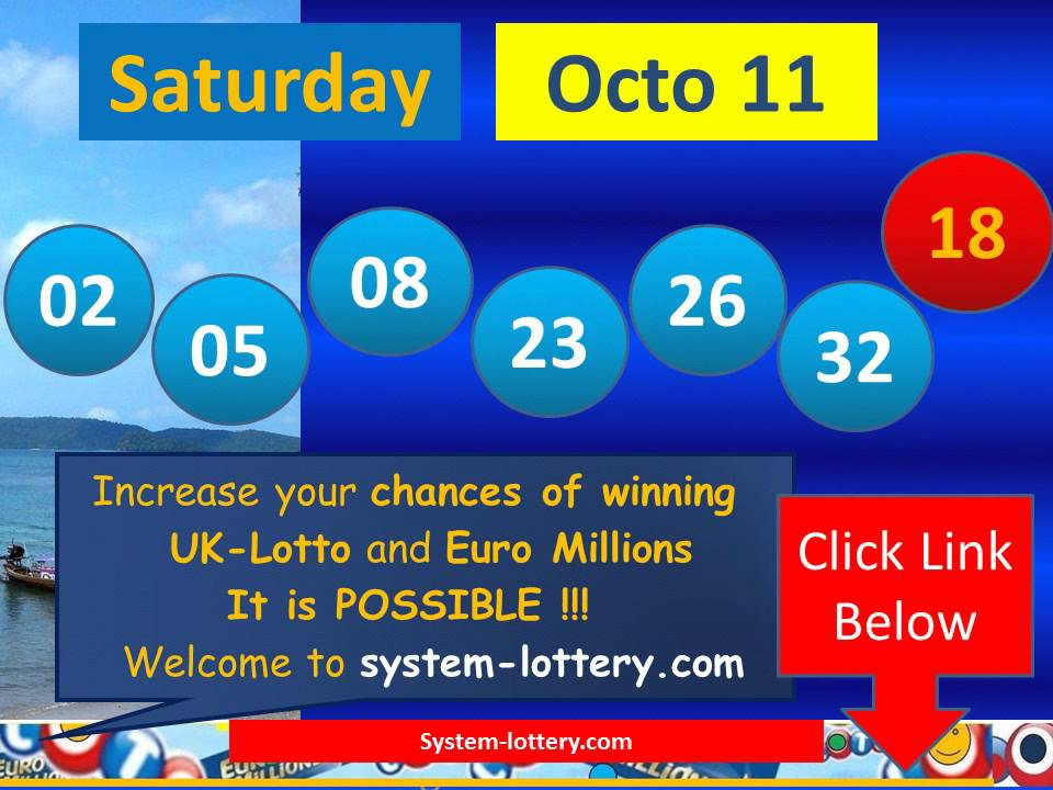 how to find lotto winning numbers