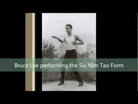 Bruce Lee performs WingChun Form: Siu Nim Tao (HD) Image 1