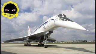 10 máy bay chở khách nhanh nhất hành tinh khiến bạn kinh ngạc