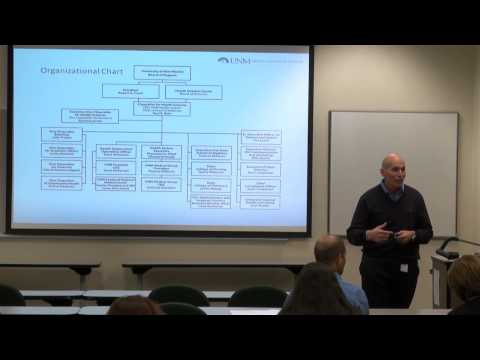 Who does what: understanding the UNM HSC leadership structure