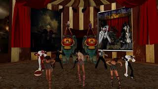 Kellan   Dark Circus   Dancing Desire   Jan 21 2018