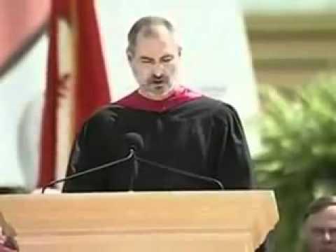 Великая речь Стива Джобса. Хочешь успеха ищи неудачи