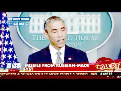 President obama speech press conference on Malaysia plane crash shot down Flight MH17 7   18   14