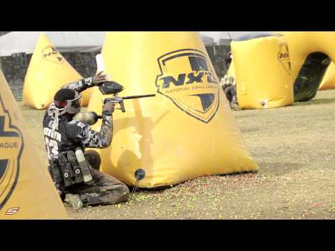 Pro Raw Paintball Finals Match - 2015 NXL Great Lakes Open | Edmonton Impact vs San Antonio X-Factor
