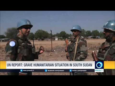 UN Reports 'Grave Humanitarian Situation In South Sudan'