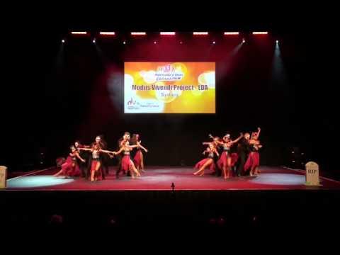 2017 Sydney Latin Festival -  Modus Vivendi Project - LDA