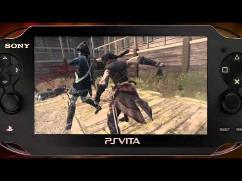 Assassin's Creed 3 Liberation PS Vita (HD)