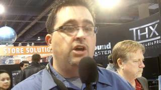 Creative Tactic 3D Alpha | Tactic 3D Sigma | Soundblaster Recon 3D | CES 2011