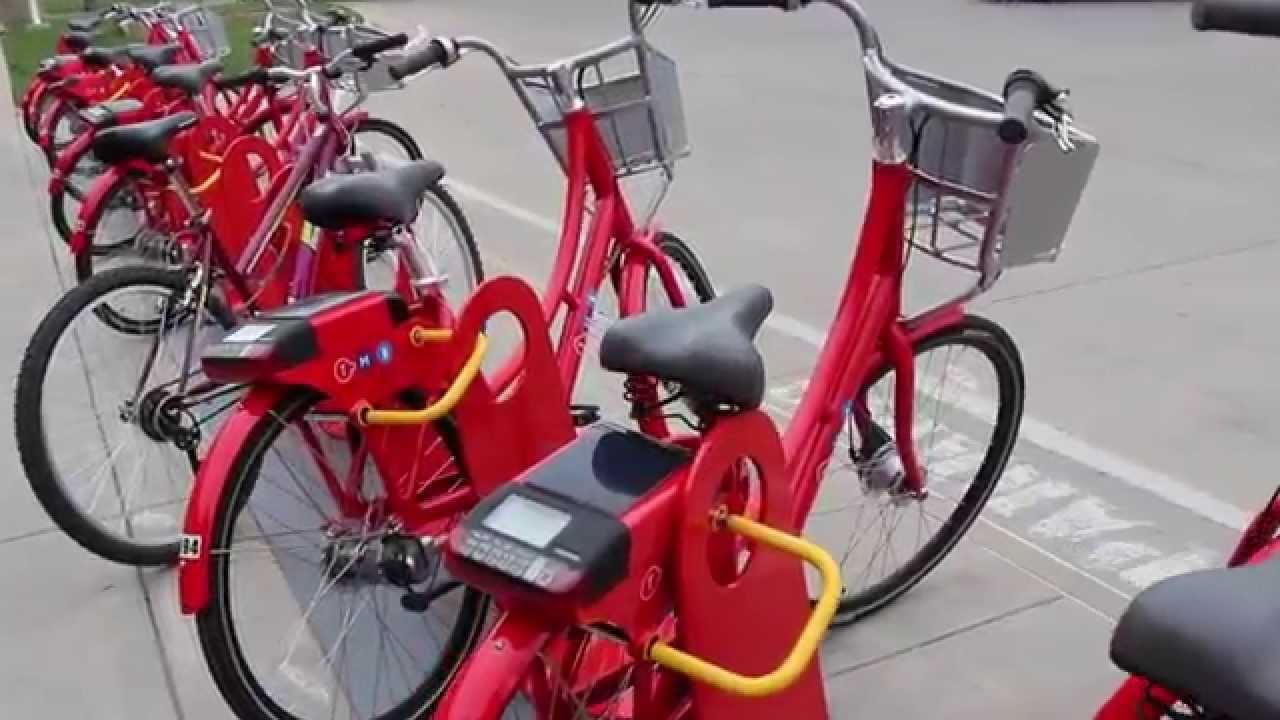 Bikes On Metro Topeka Metro Bikes at the