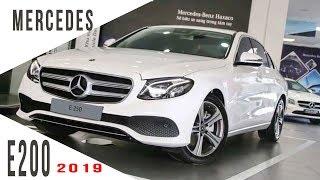 Mercedes E200 2019 2020