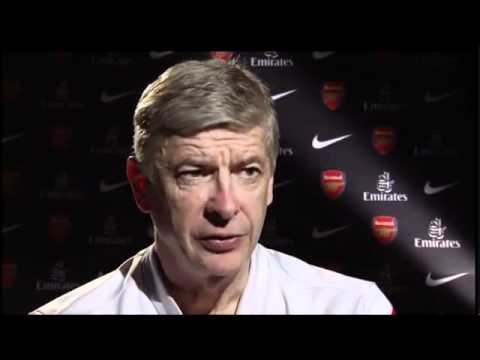 Arsene Wenger on Tomas Rosicky Signing New Contract [HD]