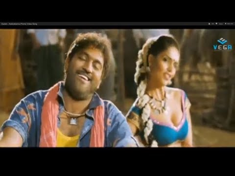Dalam - Addirabanna Promo Item Song video