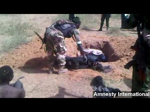 Gruesome Video Allegedly Shows Nigerian Military Abuses