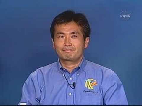 Koichi Wakata:若田 光一
