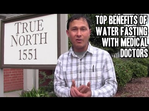 Top Benefits of SAFE Water Fasting with Medical Doctors