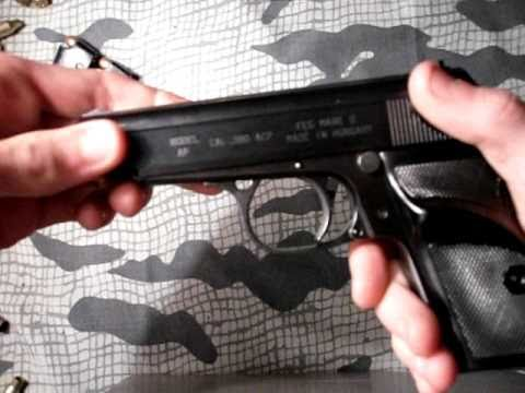 Interarms Mark II .380 ACP Review