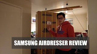 Samsung Airdresser Review - How to Setup and Use Case Examples