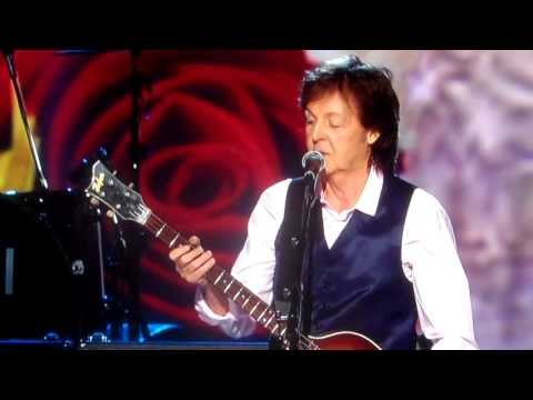 PAUL & RINGO GRAMMYS BEATLES TRIBUTE FEB 9 2014