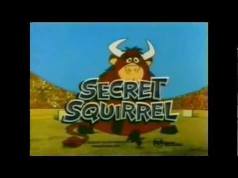 Super Secret Squirrel Mission with v0nskii