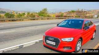 Audi A3 Facelift India Review - Walkaround