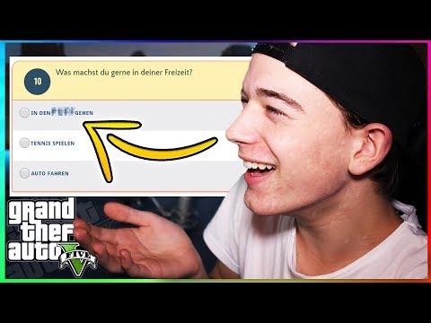 WELCHER GTA 5 CHARAKTER BIN ICH?! | GTA V Quiz