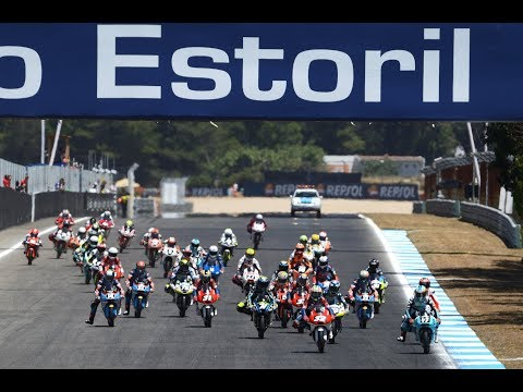 LIVE Circuito do Estoril First round FIM CEV Repsol 2018