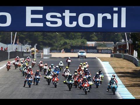 LIVE Circuito do Estoril First round FIM CEV Repsol 2018