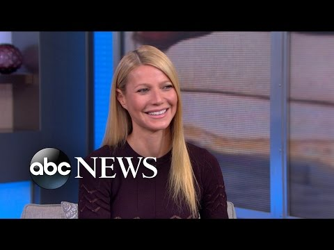 Gwyneth Paltrow Dishes on Her New Film 'Mortdecai'