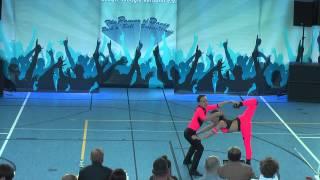 Antonia Schmid & Julian Minks - Hupfadn Turnier 2015
