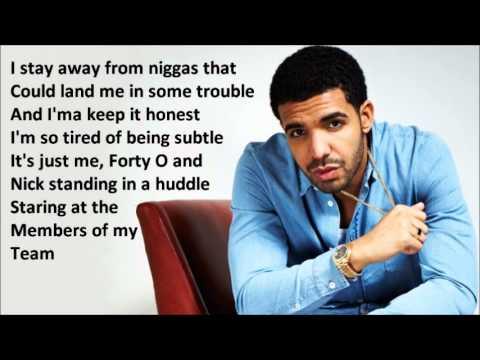 Drake - Fear (Lyrics)