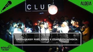 Orochi, Buddy Poke e Krawk x César, Noventa e Dudu | SEMIFINAL | BDA 2 ANOS