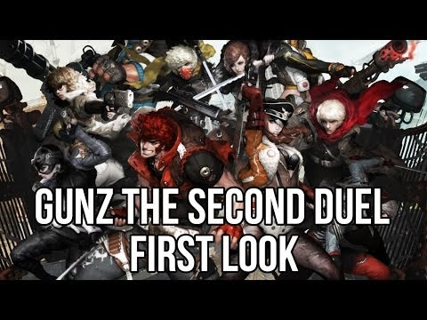 Gunz 2 The Second Duel (Free Online Shooter): Watcha Playin'? Gameplay First Look