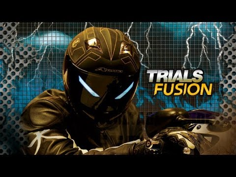 Trials Fusion Gameplay Walkthrough Part 1 - Funny Moments (PS4 XBOX ONE)