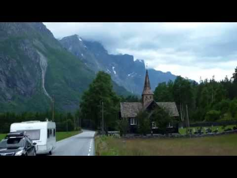 Norway Part 1 - Bygdin and traveling to Alesund