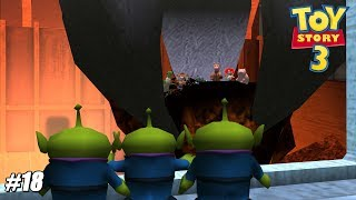 Toy Story 3: The Video Game - PSP Playthrough Gameplay 1080p (PPSSPP) PART 18